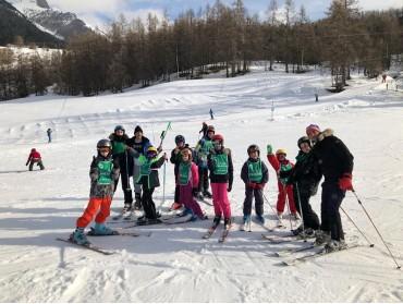 Février - Ski - Kid's Club /1S