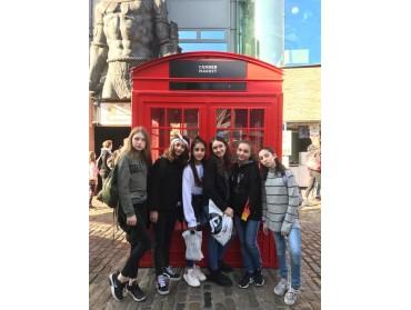 Décembre - Londres en Immersion